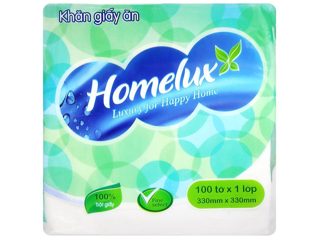 Homelux 1 lớp gói 100 tờ 2