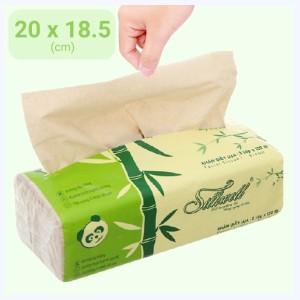 Khăn giấy lụa Silkwell 3 lớp 120 tờ