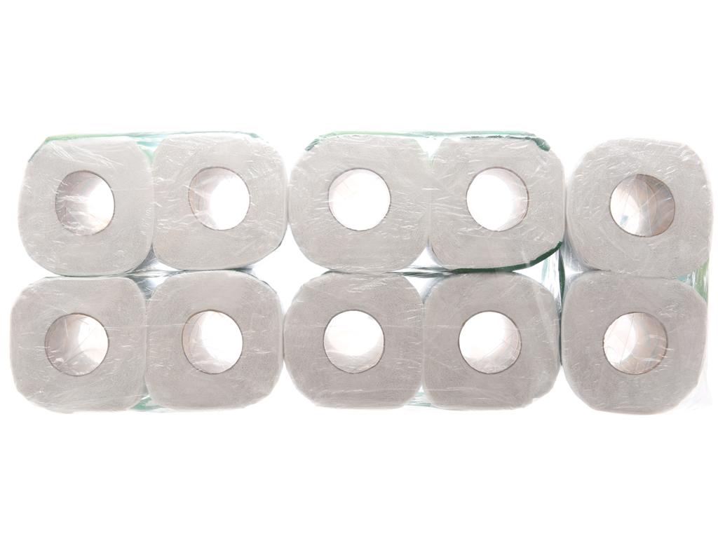 10 cuộn giấy vệ sinh An An 2 lớp 3