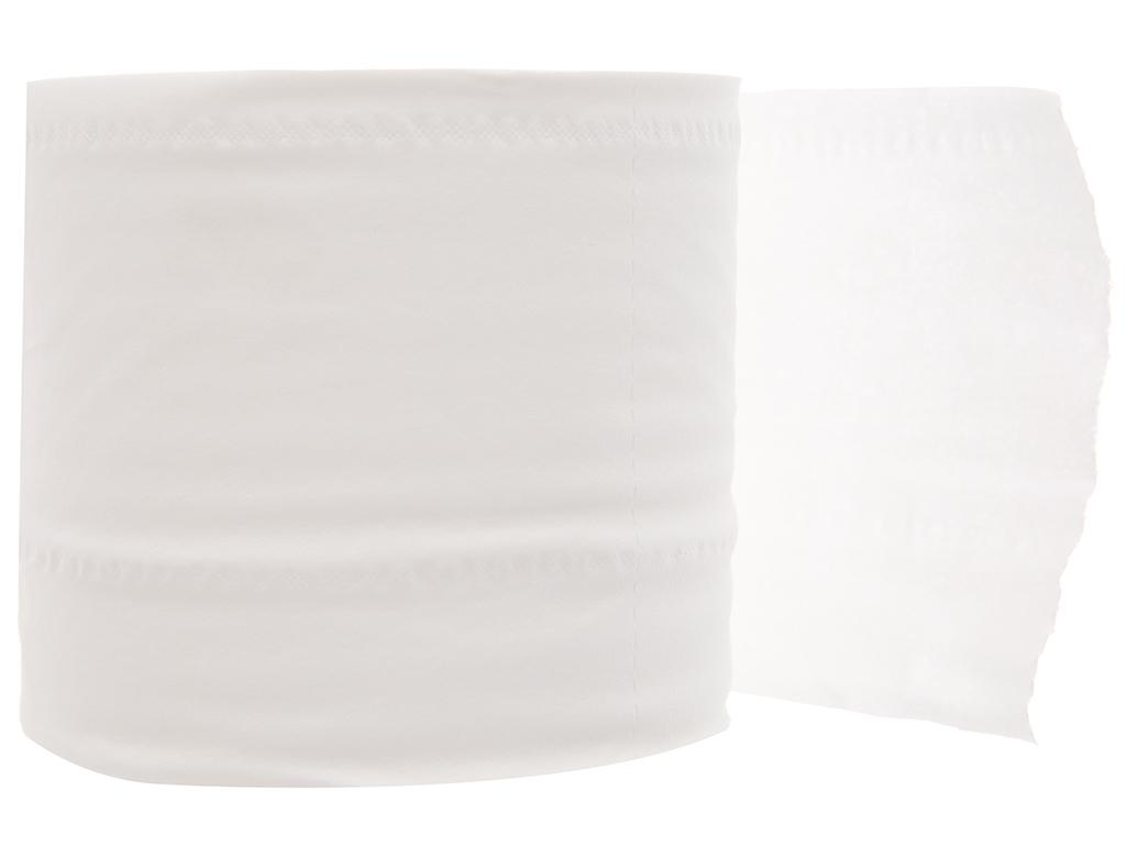6 cuộn giấy vệ sinh Paseo Elegant 3 lớp 4
