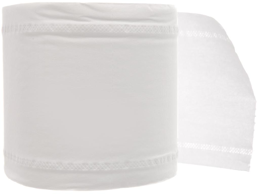 2 cuộn giấy vệ sinh Pulppy Velvet hương tự nhiên 2 lớp 4