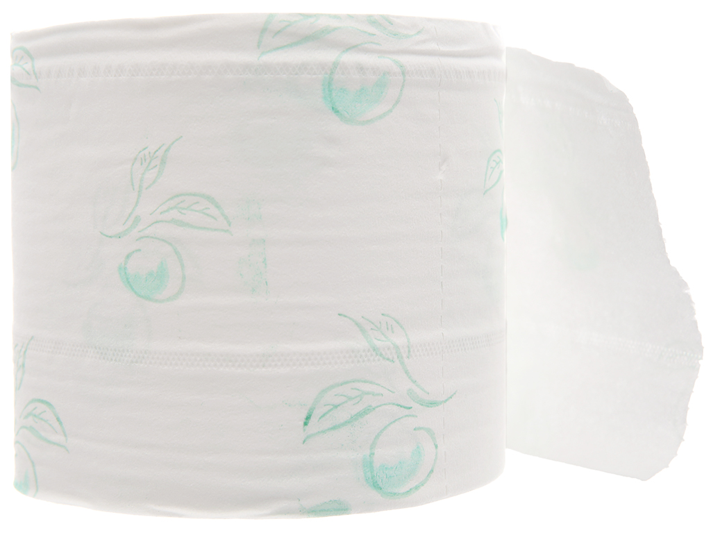 4 cuộn giấy vệ sinh Paseo Elegant 3 lớp 4