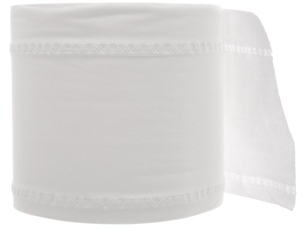 6 cuộn giấy vệ sinh Pulppy Velvet 2 lớp 4