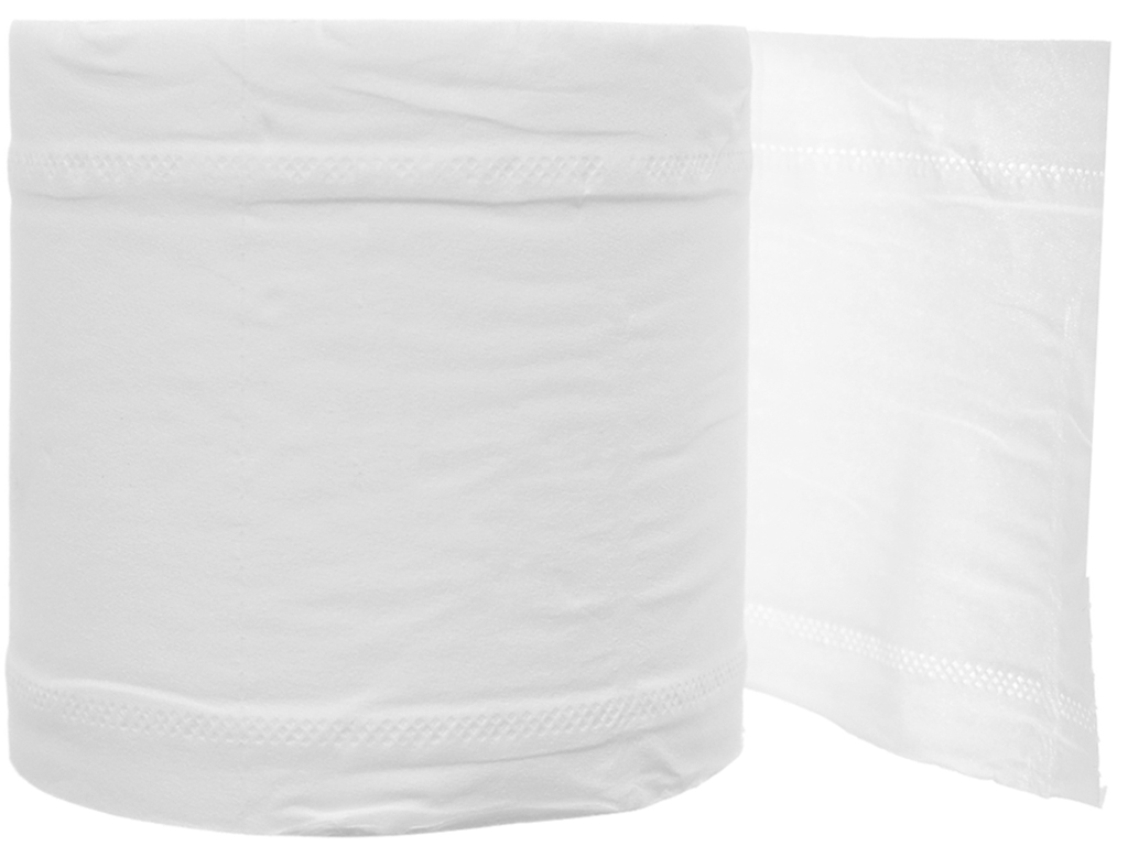 6 cuộn giấy vệ sinh Pulppy Velvet hương tự nhiên 2 lớp 4