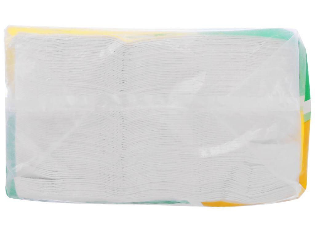 Khăn giấy ăn Saigon Eco gói 100 tờ 1 lớp 5