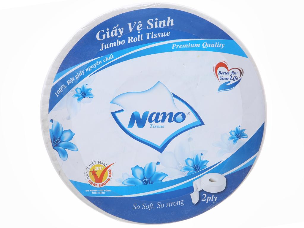 Giấy vệ sinh Nano 2 lớp 3