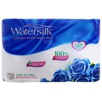 Giấy vệ sinh Watersilk gói 6 cuộn 3 lớp