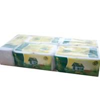 Giấy vệ sinh Sài Gòn Eco gói 10 cuộn 2 lớp
