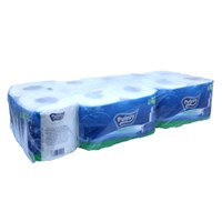 Giấy vệ sinh Pulppy gói 10 cuộn 2 lớp (lốc 5 gói)