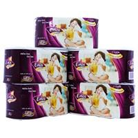 Giấy vệ sinh E'mos premium gói 10 cuộn 2 lớp