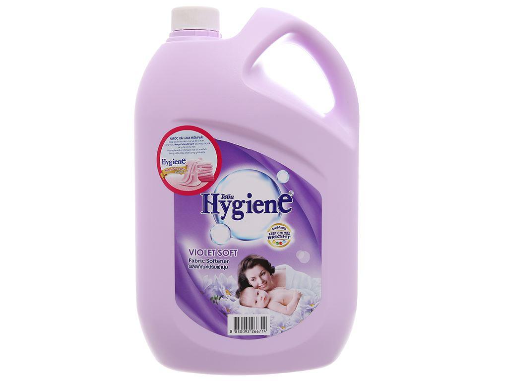 Nước xả cho bé Hygiene Pink Sweet can 3.5 lít 1