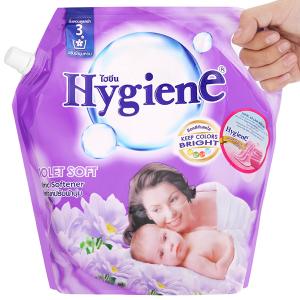Nước xả cho bé Hygiene Violet Soft túi 1.8 lít