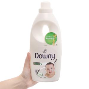 Nước xả mềm vải cho bé Downy hương sả chai 800ml