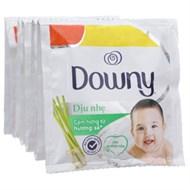 Nước xả vải cho bé Downy Dịu nhẹ dây gói 21ml (10 gói)