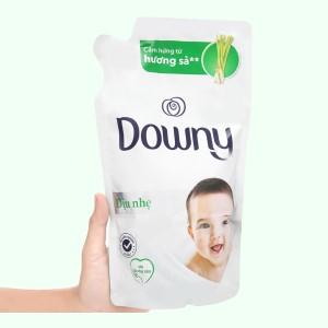 Nước xả cho bé Downy dịu nhẹ hương sả túi 800ml