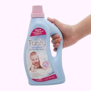 Nước xả cho bé Purity Sensitive chai 1.25 lít