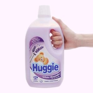Nước xả cho bé Huggie hương lavender chai 2 lít