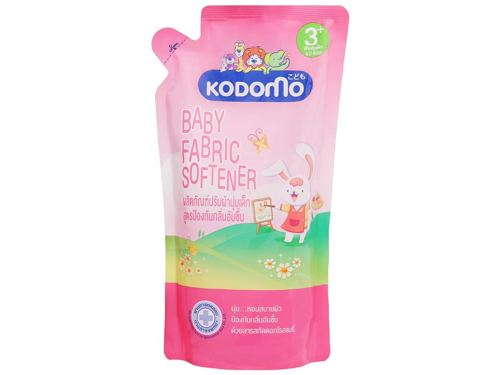 Nước xả cho bé Kodomo 3+ túi 600ml 1
