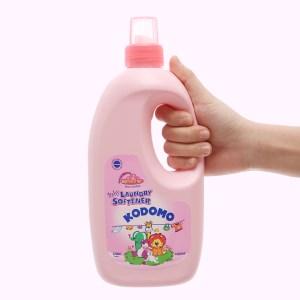 Nước xả cho bé Kodomo Soft & Dry chai 1 lít