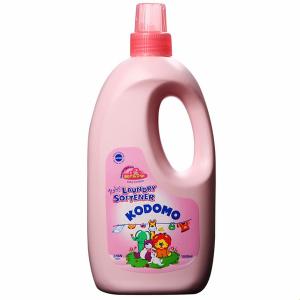 Nước xả mềm vải cho bé Kodomo Original chai 1 lít