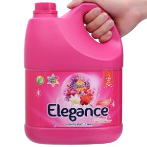 Nước xả cho bé Elegance hồng quyến rũ can 3 lít