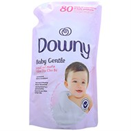 Nước xả vải cho bé Downy Baby Gentle Mềm dịu túi 1,5lít