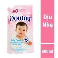 Nước xả Downy Baby Gentle túi 800ml