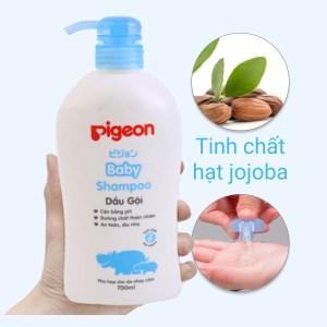 Dầu gội cho bé Pigeon chiết xuất Jojoba 700ml