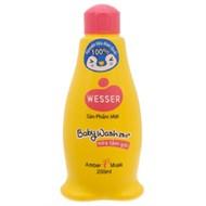 Sữa tắm gội cho bé Wesser hồng