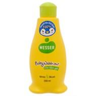 Sữa tắm gội toàn thân Wesser xanh lá