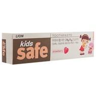 Kem đánh răng cho bé Kids safe hương Dâu 90g
