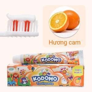 Kem đánh răng cho bé Kodomo hương cam 45g