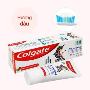 Kem đánh răng cho bé từ 6 - 9 tuổi Colgate hương dâu bạc hà 80g