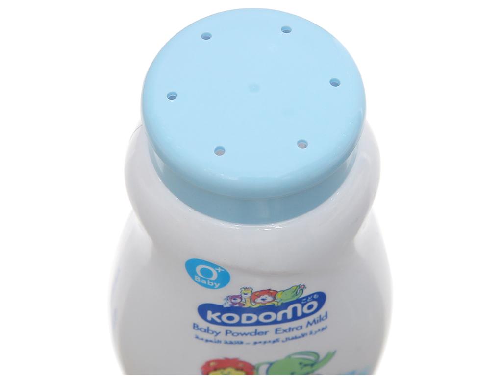 Phấn trẻ em Kodomo Extra Mild ngừa rôm sảy 50g 4