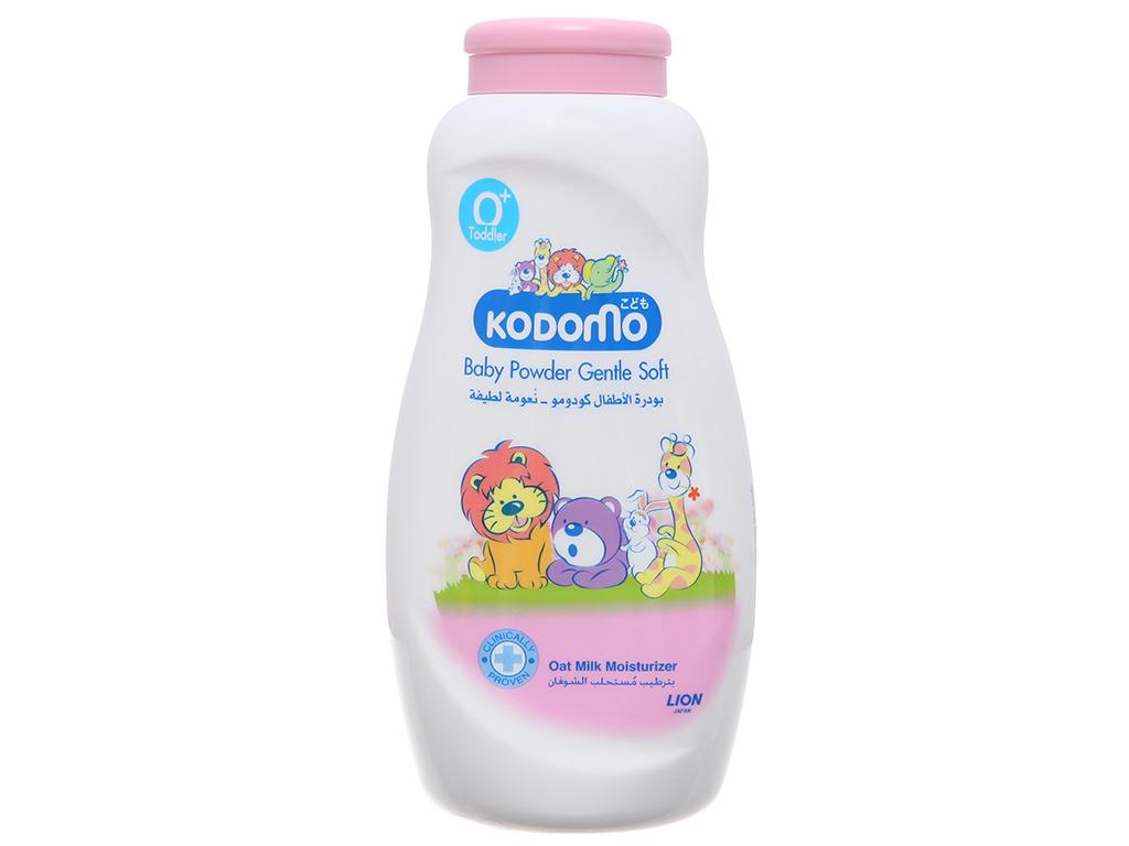 Phấn trẻ em Kodomo Gentle Soft giữ ẩm 200g 2