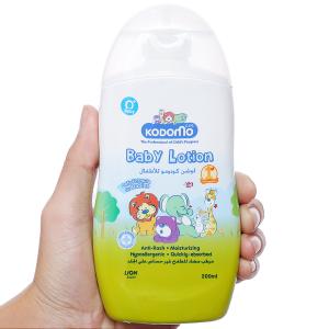 Sữa dưỡng da Kodomo 200ml