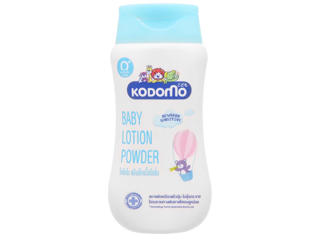 Sữa dưỡng da cho bé Kodomo 180ml 1