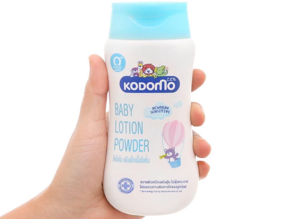 Sữa dưỡng da cho bé Kodomo 180ml 4