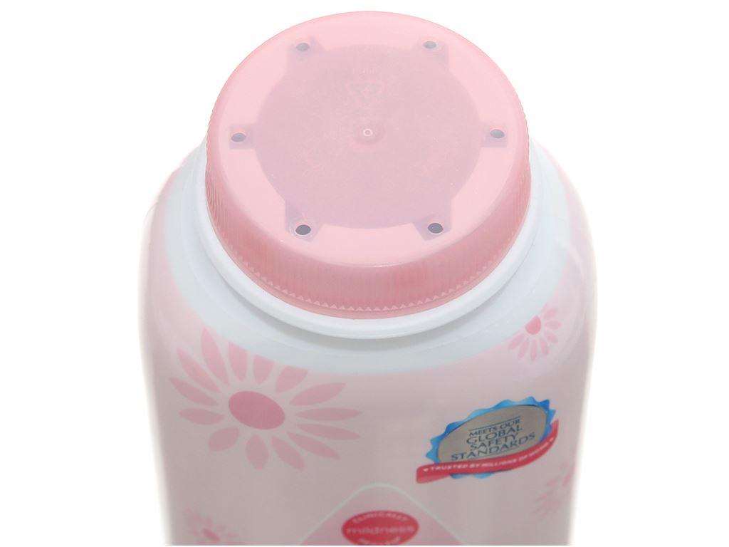 Phấn Johnson's Baby hương hoa 200g 4