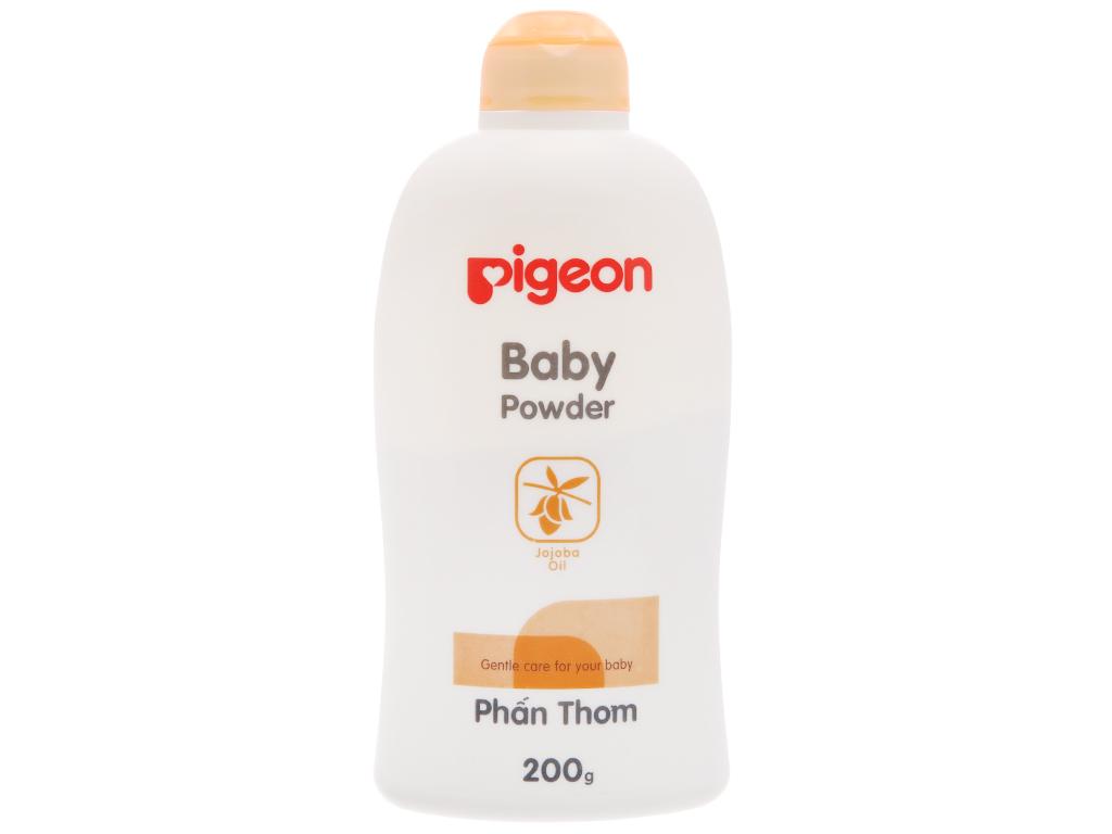 Phấn Pigeon Baby Powder chống hăm dịu nhẹ 200g 1