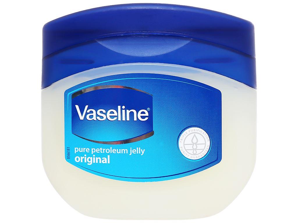 Sáp dưỡng ẩm Vaseline Original Pure Petroleum Jelly 100ml 1