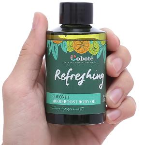 Dầu dưỡng thể Coboté Refreshing dưỡng ẩm 110ml