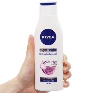 Sữa dưỡng thể trắng da Nivea 250ml