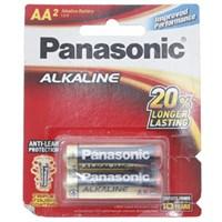 Pin Pana Alkaline AA LR6T/2B-V