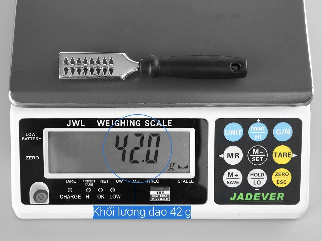 Dụng cụ đánh vảy cá inox 21.5cm Tân Bách Phát 8
