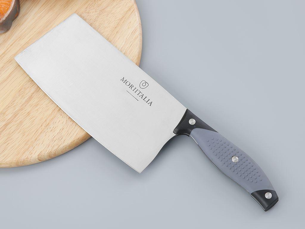 Dao chặt thép 17.7cm Moriitalia MR100033 3