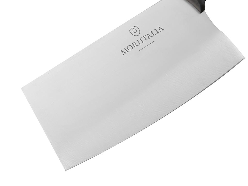 Dao chặt thép 17.7cm Moriitalia MR100033 4
