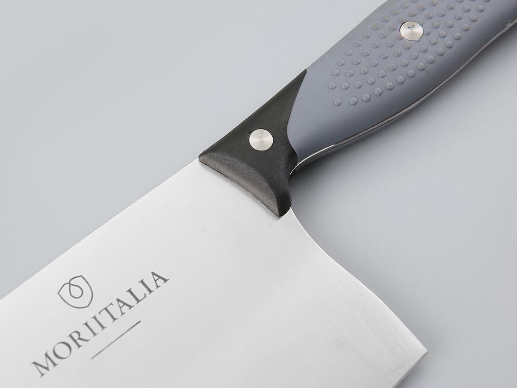 Dao chặt thép 17.7cm Moriitalia MR100033 5