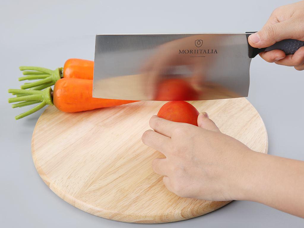 Dao chặt thép 17.7cm Moriitalia MR100033 6