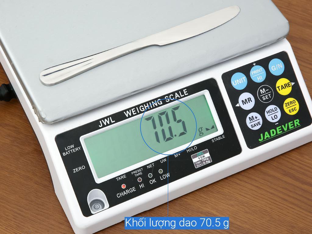 Dao bít tết inox 26.5cm Chung Mộc Hùng 9